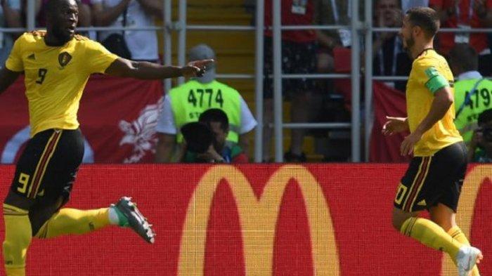 Uji Coba Euro 2020 - Belgia Hanya Mampu Raih Hasil Imbang saat Hadapi Yunani