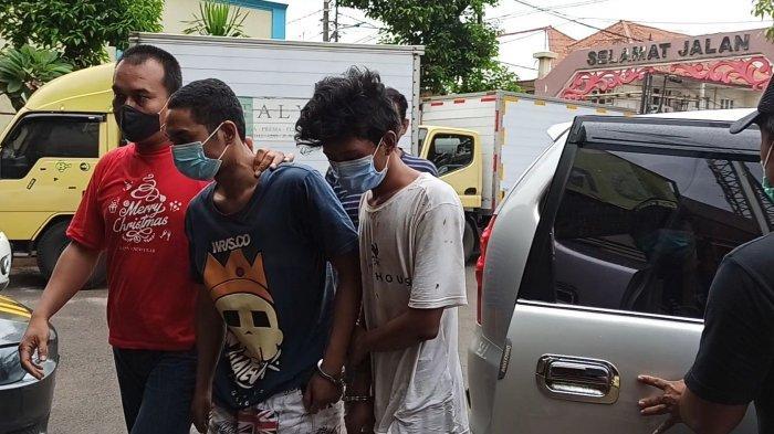 Babak Belur Dikeroyok Warga, Dua Pemuda Maling Motor di Warakas Sudah Beraksi Lima Kali