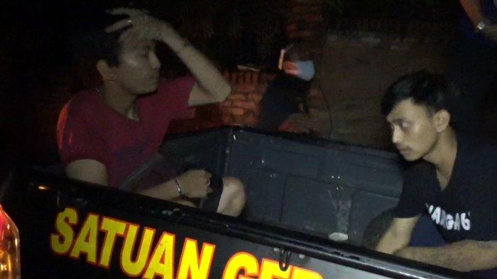 Bawa Obat Daftar G, 2 Pemuda di Cilangkap Ditangkap Tim Satuan Gerak Cepat Rajawali Polrestro Jaktim