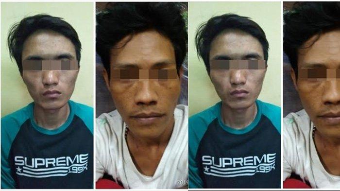 2 Pengedar Sabu Tak Berkutik Ditangkap di Rumahnya