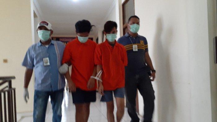 Kawanan Pencuri Spesialis Minimarket Gasak Body Lotion dan Sabun Pencuci Wajah