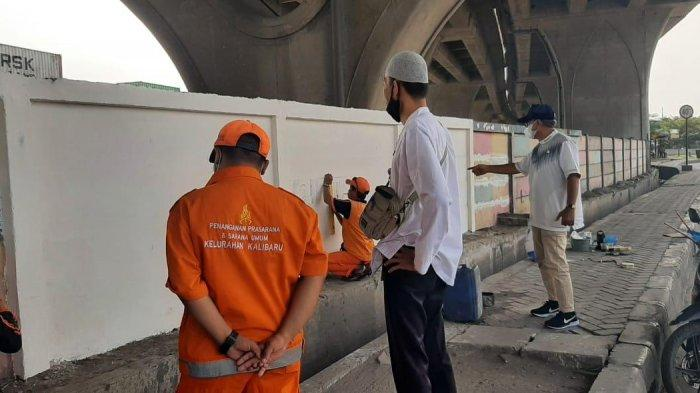 Dua Titik di Kelurahan Kalibaru Disiapkan Jadi Lokasi Mural Jakarta Kota Kolaborasi