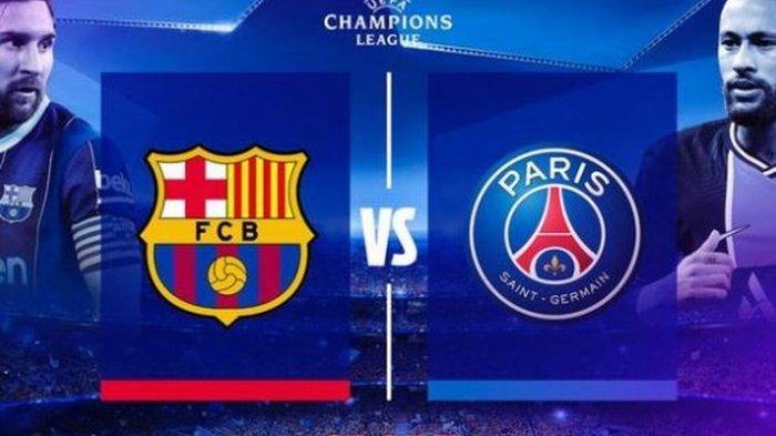 Ada Kejutan di Babak 16 Besar Liga Champions, Jadi Ajang Reuni Lionel Messi dengan Neymar