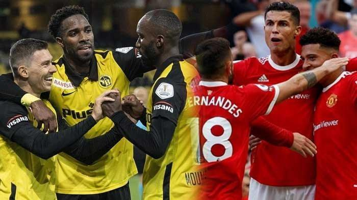 Prediksi Liga Champions Young Boys vs Manchester United, Cristiano Ronaldo Bakal Jadi Momok