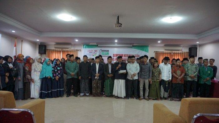Forum Ulama Muda Ciamis Dukung Jokowi-Maruf Amin di Pilpres 2019