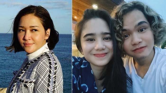 Dul Jaelani dan Tissa Biani resmi pacaran, Maia Estianty berikan nasihat (kolase Instagram)