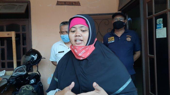 Detik-detik Driver Ojol Wanita di Bekasi Menang Duel Lawan Begal Meski Diancam Celurit
