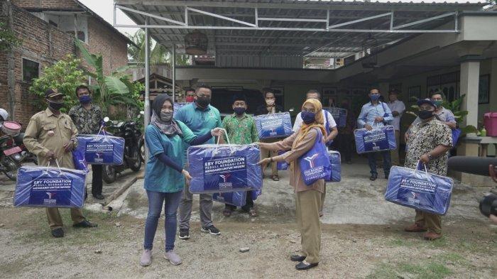 Refleksi Bulan Ramadan, Ibas Sambung Silaturahim Bersama Tokoh Masyarakat