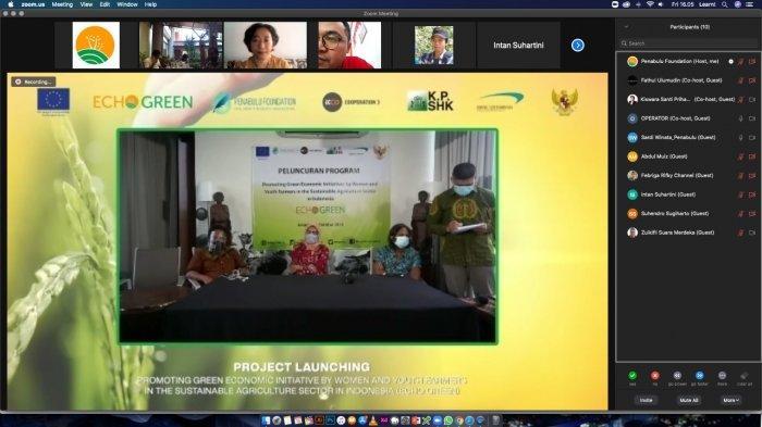 Uni Eropa dan Yayasan Penabulu Luncurkan ECHO Green