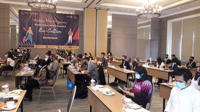 Kemenparekraf Libatkan Mahasiswa Viralkan Wisata Edukasi Tematik Nusantara