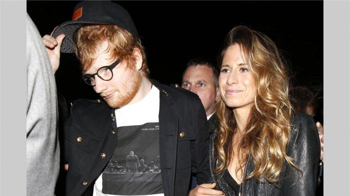 Siapa Cherry Seaborn? 5 Hal Tentang Tunangan Ed Sheeran
