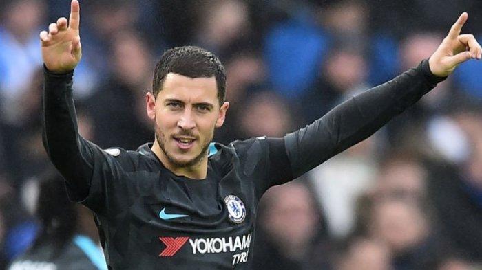Serba Salah Relakan Eden Hazard ke Real Madrid, Chelsea Belum Patok Harga