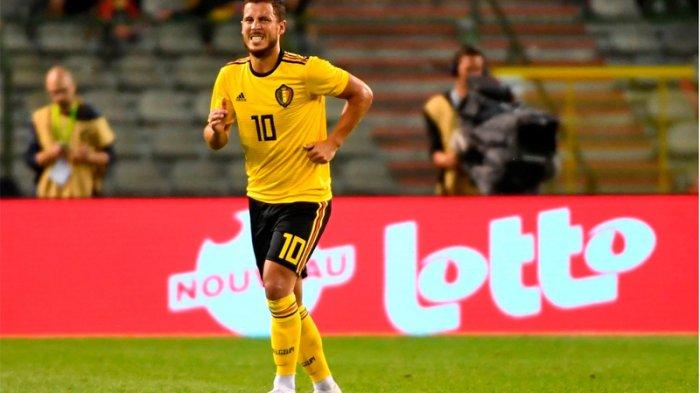 Eden Hazard Beberkan Faktor Penyebab Kekalahan Belgia atas Prancis