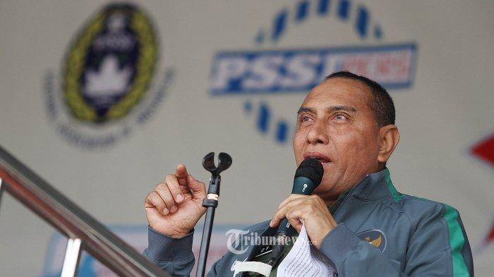 Kontroversi Edy Rahmayadi: Ucapan Blunder, Tolak Suap Mafia Rp 1,5 Triliun, Ingin Mundur dari PSSI