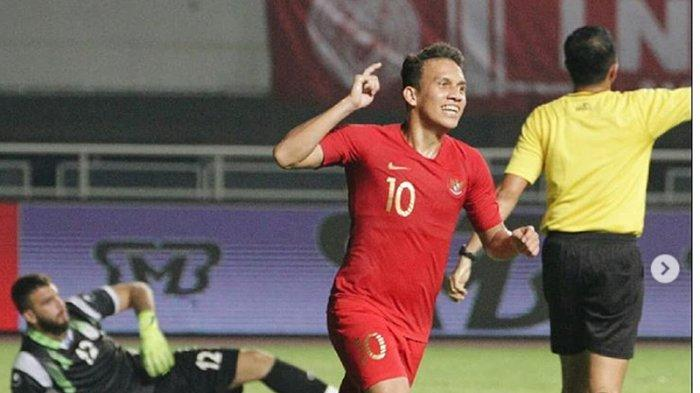 Hasil Timnas U-23 Indonesia Vs Iran, Egy Maulana Vikri Buat Garuda Muda Menang