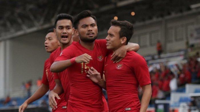 SEA Games Timnas U-23 Indonesia Vs Singapura: Live di RCTI, Ini Link Live Streaming Nonton di HP