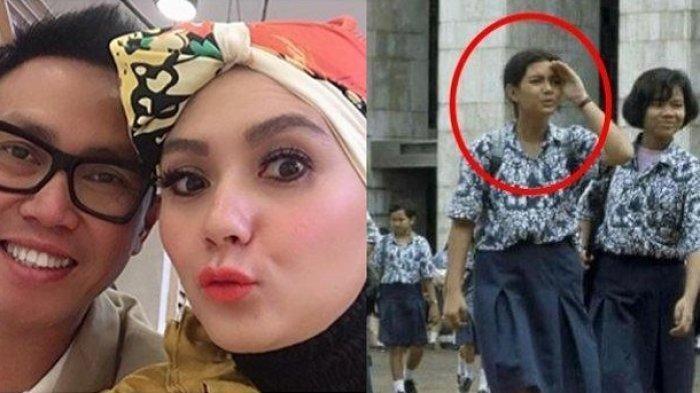 Foto Siswi SMP Lagi Karyawisata Tahun 1993 Viral di Medsos, Eko Patrio Baru Sadar Itu Viona Istrinya