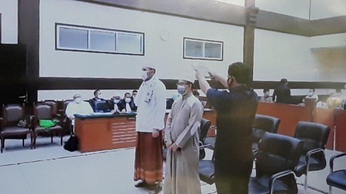 Jaksa Keberatan Eks Ketum FPI Jadi Saksi Sidang Kerumunan Rizieq Shihab di Megamendung