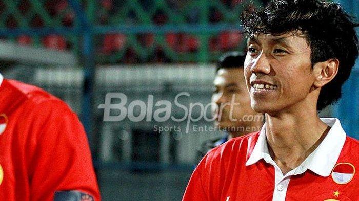 Eks Pemain Persija Jakarta Amarzukih gabung Klub Liga 3 asal Tangerang Farmel FC