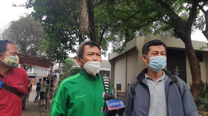 Mantan wasit nasional Jimmy Napitupulu tak menyangka Legenda Timnas Indonesia Ricky Yacobi wafat.