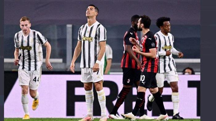 Prakiraan Susunan Pemain Final Coppa Italia Atalanta vs Juventus, Cristiano Ronaldo Absen?