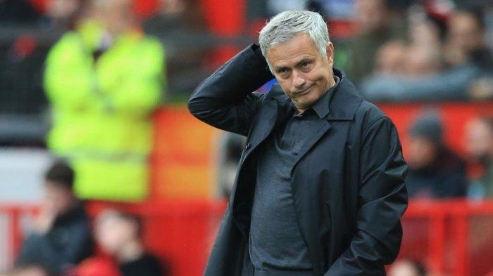 Jose Mourinho Menganggur Lagi, Dipecat dari Tottenham Hotspur, Terungkap Ini Sosok Penggantinya