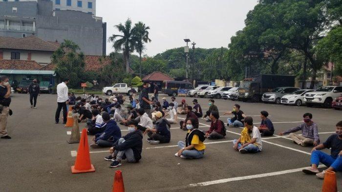 Tertangkap Ikut Demo di Tangerang Bakal Terekam Catatan Hitam Saat Daftar Kerja