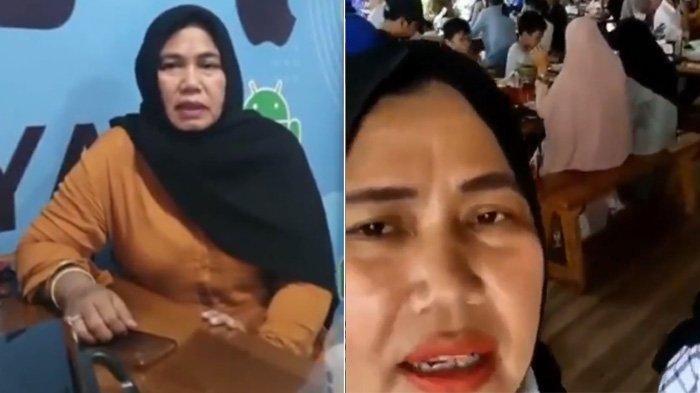 Emak-emak Ngaku Tak Takut Corona Diburu Polisi, Sebut Pemerintah Zalim: Kenapa di Jakarta Pada Panik