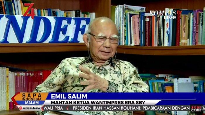 Pemerintah Klaim Ibu Kota Pindah Demi Pembangunan Merata, Emil Salim Emosional Bongkar Fakta: Salah!