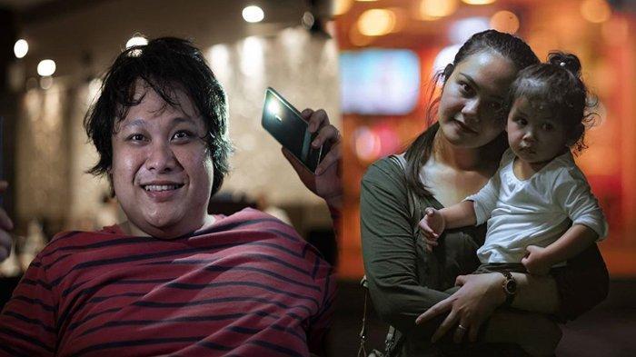 4 Hari Sebelum Wafat, Cecep Reza Pajang Foto Istri Sambil Curhat: Ingin Jadi Manusia Lebih Baik