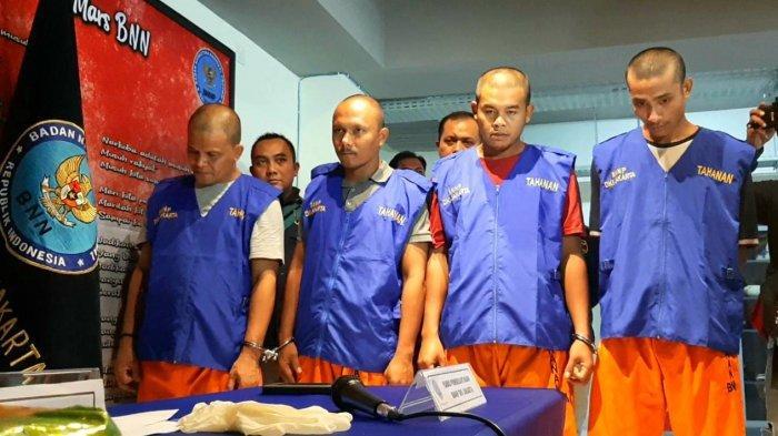 Kronologi Lengkap Penangkapan 4 Bandar Narkoba di Terminal Kampung Rambutan