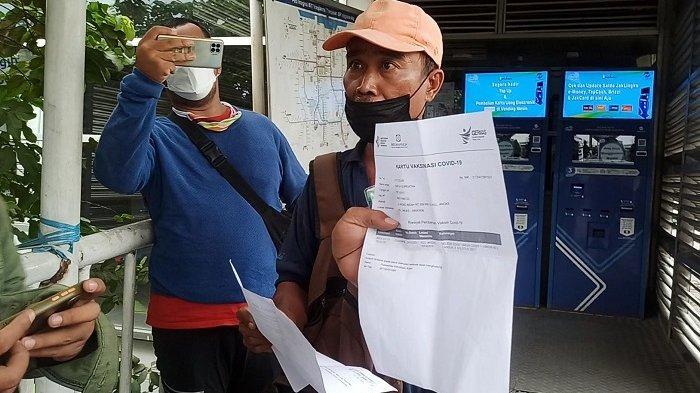 PPKM Level 4 Diperpanjang hingga 9 Agustus, Calon Penumpang KRL Masih Diwajibkan Bawa STRP