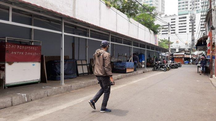 Positif Covid-19, Enam Pedagang Pasar Ciplak Setiabudi Dirawat di Wisma Atlet Kemayoran
