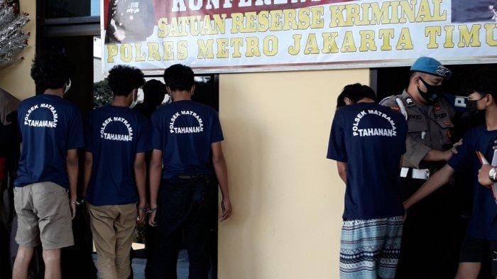 Polisi Ultimatum Anggota Geng Pembacok 2 Pemuda di Matraman Hingga Tewas Serahkan Diri