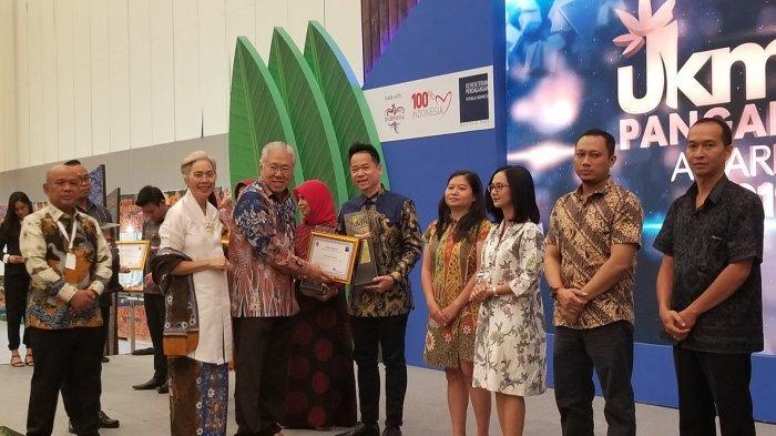 Kementerian Perdagangan Beri Penghargaan ke-10 UKM Asli Indonesia