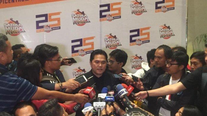 Erick Thohir Nilai Indonesia Harus Siap Finansial Sebelum Ajukan Diri Sebagai Tuan Rumah Olimpiade
