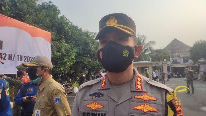 Antisipasi Warga Berangkat Demo 'Jokowi End Game', Polisi Sebar Personel ke Pasar dan Kampus