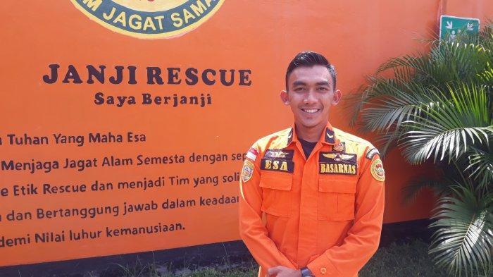 Kisah Esa, Anggota Basarnas yang Bantu Identifikasi Body Part Sriwijaya Air SJ182 di atas Kapal