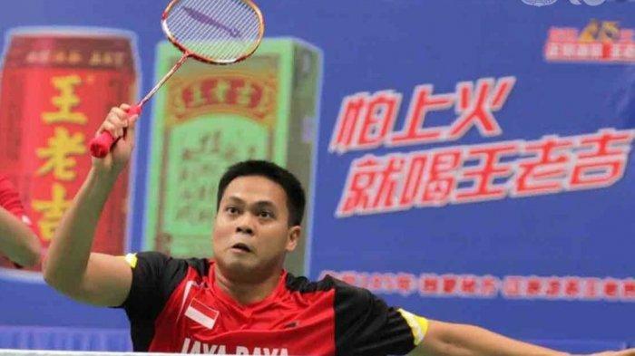 KABAR DUKA Legenda Bulu Tangkis Indonesia Peraih Medali Emas Olimpiade 2008 Markis Kido Wafat