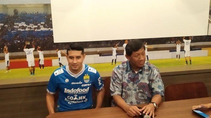 Galau Atep Tak Lagi di Persib Bandung, Komentari Nomor 7 Dipakai Esteban Vizcarra