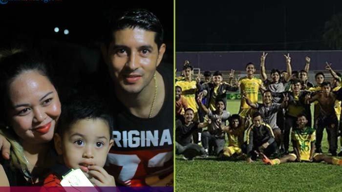 Rumornya ke Persib Bandung, Vizcarra Justru Digoda Tim Promosi Liga 2: Bogor FC Siap Bayar Mahal