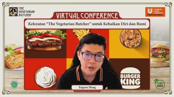 Gandeng Unilever Food Solutions, Burger King Bakal Hadirkan Whopper Berbasis Nabati di Indonesia