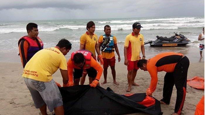 Jasad Bule Kolombia Akhirnya Ditemukan Setelah Hilang Saat Berenang di Pantai Seminyak