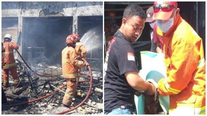 Nyalakan Korek Api Sembarangan, Bocah 5 Tahun Tewas Terpanggang di Kamar Mandi Toko Mainan