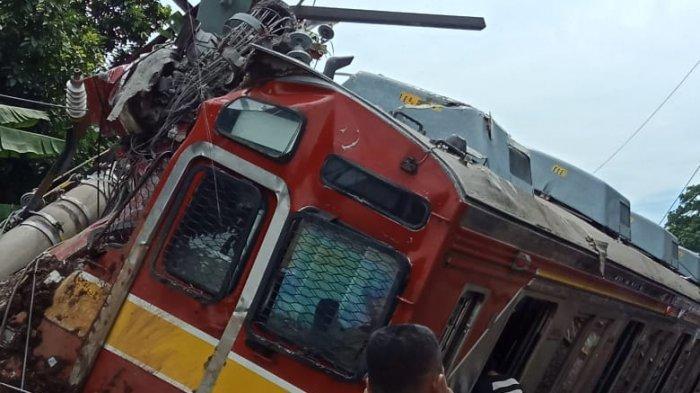 Masinis Pingsan Seusai Kereta Anjlok, Pilih Selamatkan Penumpang Jelang Kecelakaan