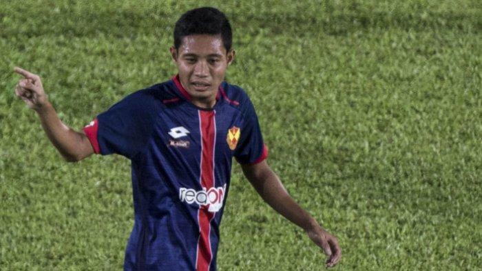Video Pemain Selangor FA Ciptakan Gol Indah Berkat Umpan Evan Dimas