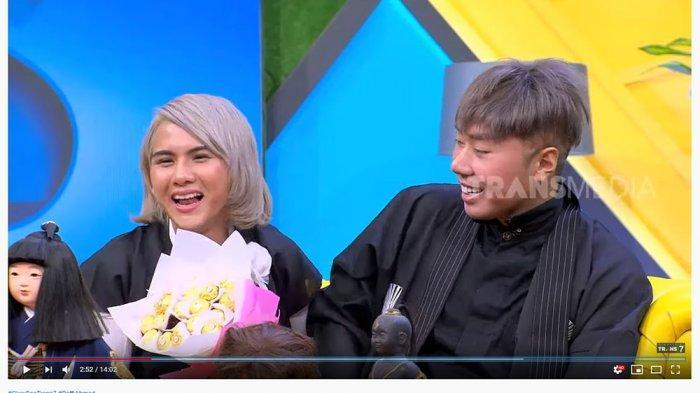 Roy Kiyoshi Malu-malu Peragakan Saat 'Nembak' Evelyn, Ternyata Ini Nama Sayang Keduanya!
