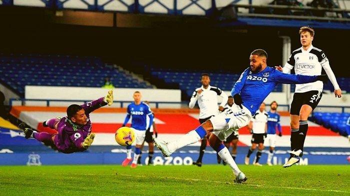Hasil Liga Inggris: Everton vs Fulham: 0-2, Brace Josh Maja Bungkam The Toffees di Goodison Park