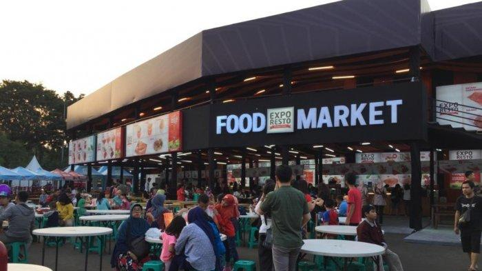 Wajib Dicoba, Kuliner Ayam Janda di Expo Resto Pekan Raya Jakarta