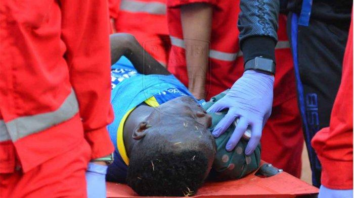 Cedera Ezechiel Mirip dengan yang Dialami Jonathan Bauman, Ini Dampaknya pada Persib
